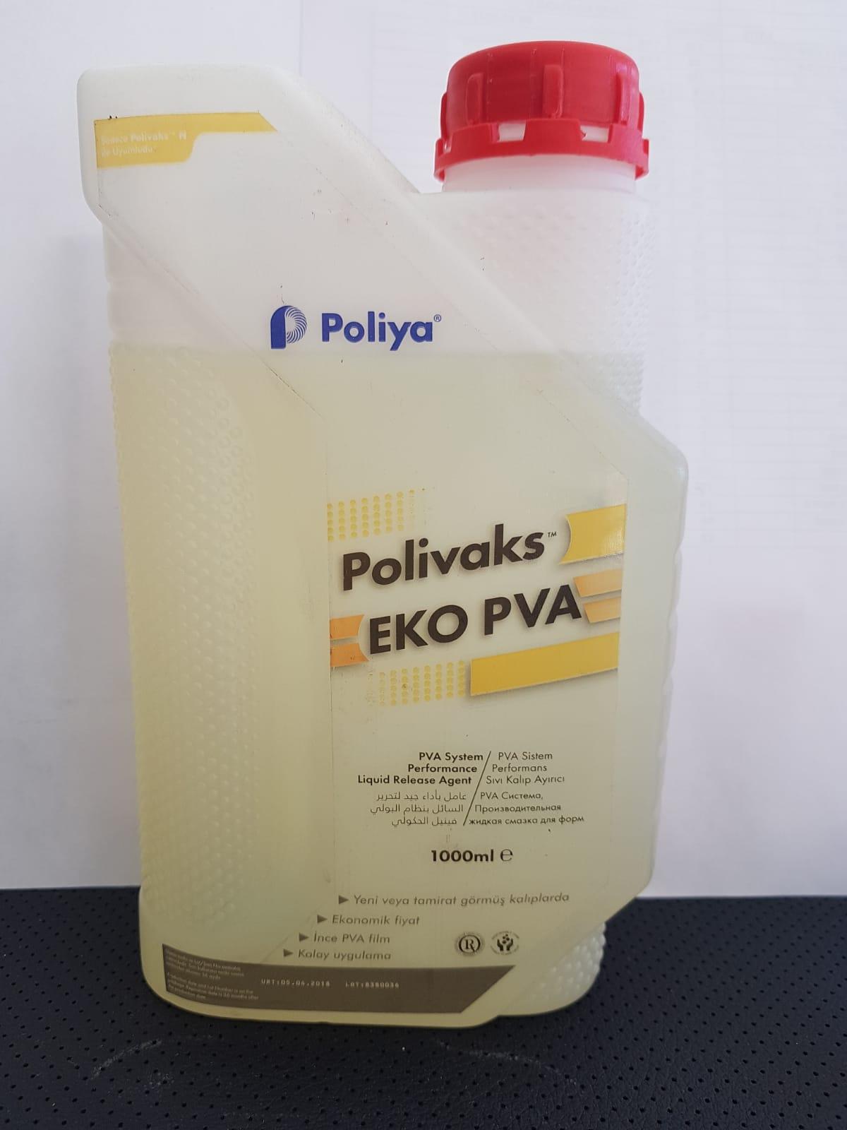 Polivaks Sıvı EKO PVA